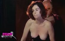 Anna Galiena fucked on film Black Angel