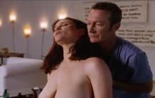 Celeb Mimi Rogers naked body massage