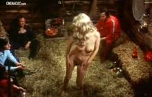 Ingrid Steeger hot naked at Die Bett-Hostessen