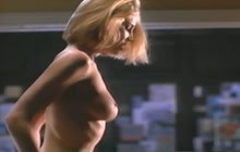 Hot sex scene with Kathleen Kinmont