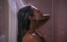 Candace McKenzie in the shower