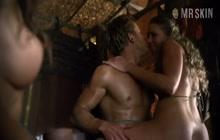Spartacus - sexy softcore scene
