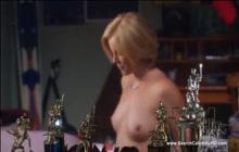Kim Poirier naked in Paradise Falls